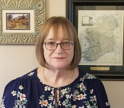 Kathy Foley, Office Manager