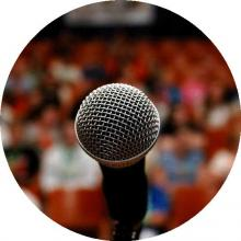 Interviews and Public Speaking 101
