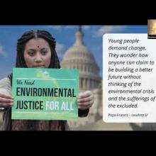 Embedded thumbnail for Season of Creation Training: How to Engage Our Church Leaders for Climate Action