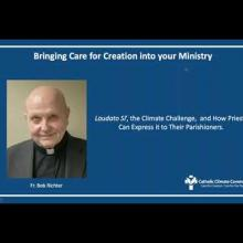 Embedded thumbnail for Bringing Care for Creation into your Ministry